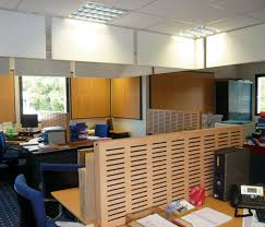 cloison bureau acoustique ecran acoustique bois cloison phonique bureau open space