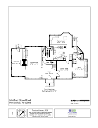Floor Plan Square Footage Calculator by Floor Plans 64 Alfred Stone Road