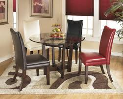home design 79 awesome dark wood dining tables home design signature furniture alcove red dining room love chairs signature intended for red dining