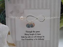 Infinity Bracelet With Initials Bracelets And Anklets U2013 Tagged