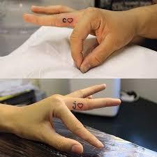 best 25 couple tattoo heart ideas on pinterest tattoo in finger