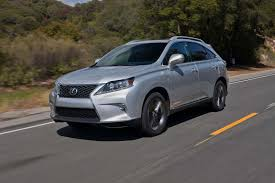 lexus midsize suv 2015 2015 lexus es gs ls ct gx lx updated for new model year