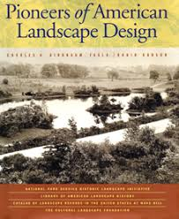 Landscape Design Books by Pioneers Of American Landscape Design Library Of American