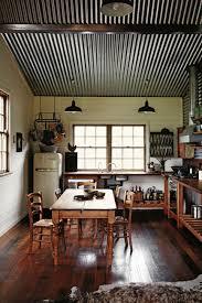 kitchen ceiling ideas photos creative ways to use corrugated metal in interior design