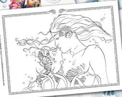 mermaid coloring pages u0027divine feminine u0027 fantasy