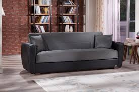 Istikbal Sofa Bed by Power Rainbow Dark Gray Convertible Sofa Bed By Sunset