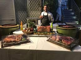 cuisine du soir plancha du soir au restaurant picture of ville sull arno hotel