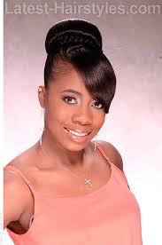 black hair bun black hair bun styles 20 stunning updos for black women and all