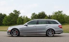 mercedes station wagon 2010 2012 mercedes e63 amg wagon test review car and driver