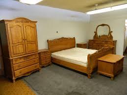 solid oak bedroom set ebay solid oak bedroom furniture in bedroom
