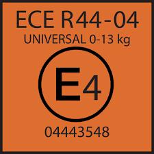 normes siege auto siège auto la norme ece r44 04
