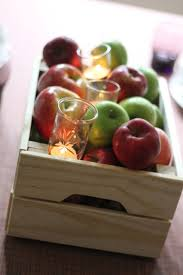 apple crate centerpiece family chic by camilla fabbri 2009 2015