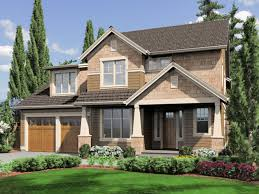 Two Story Craftsman Bombay Craftsman Home Plan 043d 0033 House Plans And More