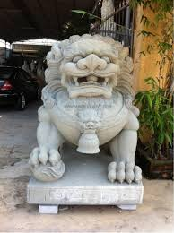 foo dog statues marble foo dog statue carvings fudog sang3 2013