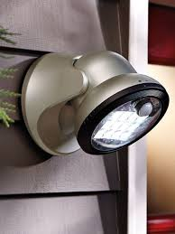 wireless motion lights outdoor don t hire an electrician to add security lights to your home