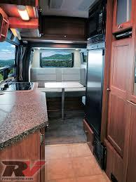 Motor Home Interiors Roadtrek Ss Ideal Class B Motorhome Rv Magazine