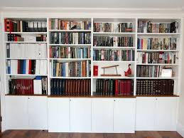 interior awesome built in shelves together cheap and easy diy
