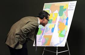 Midterm Election Map by Gerrymandering Rigged The 2014 Elections For Republican Advantage