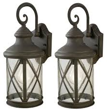 matching outdoor wall and post lights three posts amberley 2 light outdoor wall lantern reviews wayfair