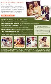 sur la table cooking classes san diego cooking classes private events sur la table