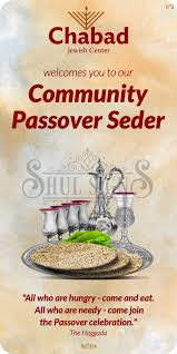 passover seder book chabad passover seder sign poster shulsigns shul donor