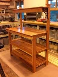 Plant Bench Plans - table top plant stand foter
