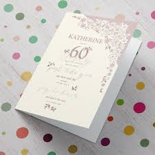personalised 60th birthday card you u0027re a joy from 99p