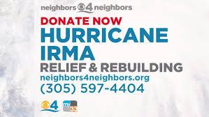 neighbors 4 neighbors is here to help after irma cbs miami