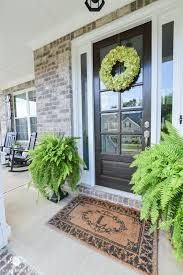 3rd i home decor shades of summer home tour with neutrals and naturals kelley nan