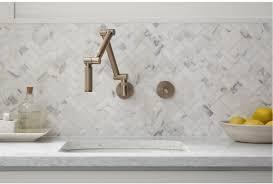 Kohler Karbon Kitchen Faucet Faucet Com K 6228 C11 Cp In Polished Chrome By Kohler