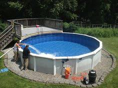 use stone edge decorative edging around your pool purchase your