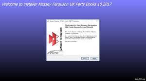 massey ferguson uk parts catalog 10 2017