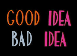Good Idea Meme - good idea bad idea meme gif on trustfalls