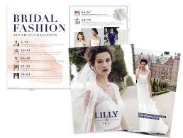 brautkleid katalog die besten 25 lilly brautmoden ideen auf romantische