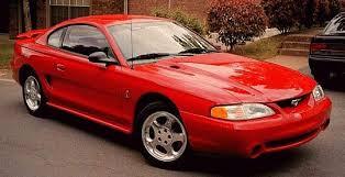1995 mustang gt cobra mustang specs 1995 ford mustang