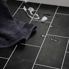 black marble flooring colonia imperial black marble 4515 vinyl flooring