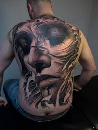 cool tattoos cool back tattoos for 7101 tattoos