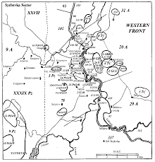 Stalingrad On Map Foreign Military Studies Office Publications Counterpoint To