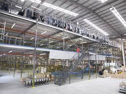 industrial mezzanine floors supplier northamptonshire office