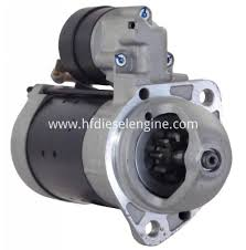 china deutz engine parts list tcd2011 starter 0118 3599 manufacturers