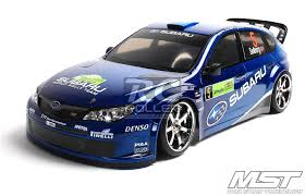 subaru rally drift mst ms 01d rtr subaru imprezr wrc 2008 electric drift car 2 4ghz