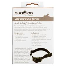 guardian by petsafe in ground fence receiver collar walmart com