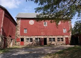 house barn barn tour saucon valley conservancy