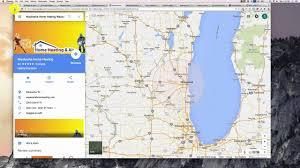 Google Maps Wisconsin by Google My Business Tutorial Google Maps Training Youtube