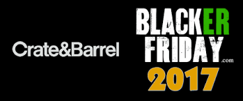 crate barrel black friday 2017 sale furniture deals cyber