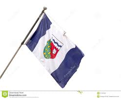 Canadian Provincial Flags Provincial Flag Of The Northwest Territories Cana Stock Image