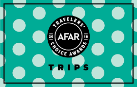 travelers choice images Afar 2018 travelers 39 choice awards the best trips for every 0&amp