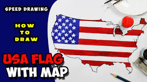 Flags Of The United States Fileusa Flag Mapsvg Wikimedia Commons United States Flag Map By
