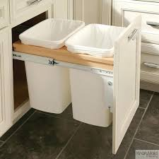 in cabinet garbage home design ideas and pictures