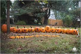 canap pumpkin canal o ween home